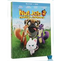 Buy cheap 2018 The Nut Job 2 Blue ray kids cartoon Movies hot The Nut Job 2 Blu-ray disney dvd movie for children drop shipping from wholesalers