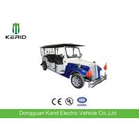 Buy cheap Street Legal 8 Seater Electric Classic Cars With 5KW AC Motor CE Certificate from wholesalers