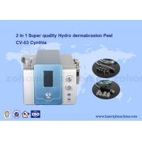 Buy cheap Water hydrodermabrasion diamonds dermabrasion / facial diamond mircodermabrasion machine from wholesalers