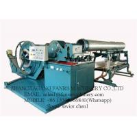 Buy cheap Spiral Air Tube End Forming Machines With Photoelectric Tracking System from wholesalers