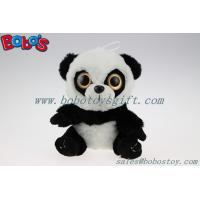 Buy cheap Hot Sale Stuffed Panda Animal Toys With Big eye from wholesalers
