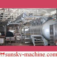 Buy cheap Normal Temperature softflow Fabric Dyeing Machine UH Series product