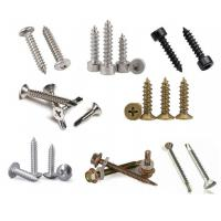 Buy cheap Carbon Steel / Stainless Steel Hardware Screws For Automobile Industry from wholesalers