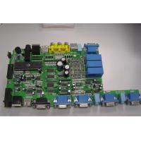 Buy cheap Customized Green Circuit Board Assembly Turnkey PCB Double Sided from wholesalers
