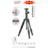 Buy cheap ONLY 1 KG M-3522Z camera tripod professional tripod carbon fiber tripod compact tripod from wholesalers