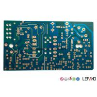 1 OZ / 35 µM Copper Single Layer Pcb Board , Power Bank Circuit Board 1.6 MM