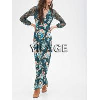 Buy cheap 2015 new design hot in summer maxi floral printed dress from wholesalers