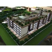 Buy cheap 1/75 scale residential physical scale model for sale marketing from wholesalers