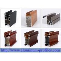 Buy cheap 53T/T Casement Window Frame Aluminium Profiles from wholesalers