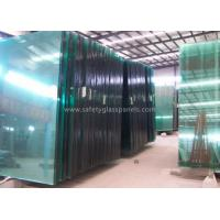 Buy cheap Green 10mm 12mm Clear Float Glass Figured For Automotive Windshield Facades from wholesalers