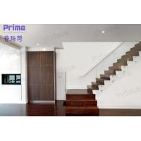Buy cheap Stainless steel standoff glass stair handrail for stairs design from wholesalers
