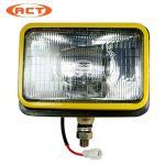 Buy cheap Komatsu Excavator Spare Parts , Iron Box Square Excavator Lamp 203-06-56140 from wholesalers