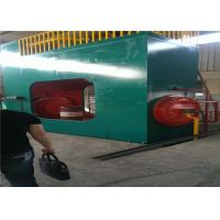 Buy cheap Seamless / ERW Tee Forming Machine 10 - 24mm/s Working Speed 50T Weight from wholesalers