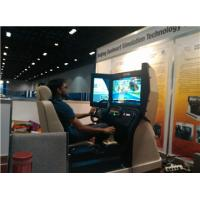 Buy cheap European standard driving simulator for driving school, university, army, training orgnization use from wholesalers