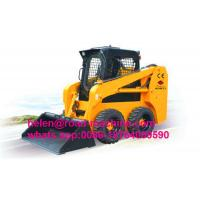 Buy cheap XCMG Euro III Emission Road Maintenance Machinery XT740 Mini Skid Steer Loader from wholesalers
