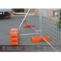 Buy cheap Temporary Fencing Stays/Brace with 3 Blow Moulded Plastic Blocks from wholesalers