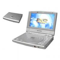 Buy cheap 7panel portable PDVD with Analog TV,Game,MPEG4, DIVX, dvd player from wholesalers