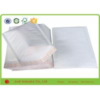 Buy cheap White Color Heart - Shaped Bubble Wrap Bags Inflatable 30 X 30 Cm For Packaging from wholesalers