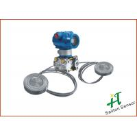 Buy cheap Diffused Silicon Liquid / Gases / Flux Capacitive Differential Pressure Transmitter from wholesalers