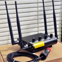 Buy cheap 4G signal Blocker | 12V 3G GSM CDMA Jammer 4G signal Blocker product