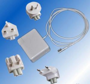 Buy cheap White Apple Macbook 85W Laptop Power Adapter EN60950-1 18.5V 4.6A product