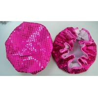Buy cheap wateproof shower cap / hair cap / shower ear caps / designer shower caps from wholesalers