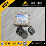 Buy cheap komatsu excavator PC200-7 bearing 20Y-27-22210 from wholesalers