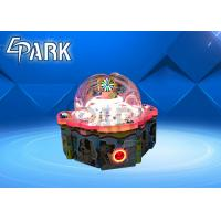 Buy cheap 300W Crane Game Machine , 4 Players Capsule Gashapon Vending Game Machine from wholesalers