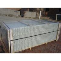 Buy cheap 4x4 Hot Dipped Galvanized Welded Wire Mesh Panels For Mine Sieving Industry from wholesalers
