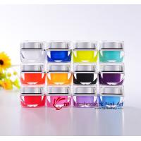 Buy cheap Colorful Pure Gel kit For nail Art from wholesalers