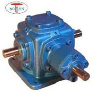 Buy cheap Supply spiral bevel gearbox from wholesalers