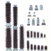 Buy cheap High Voltage Substation Post Insulator 170kv Porcelain Electrical Insulators from wholesalers