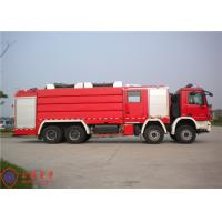 Buy cheap Max Power 440KW Fire Fighting Truck Fixed All Equipments With Rust Proof Special Clamp from wholesalers
