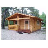 Buy cheap Light Weight Outdoor Wooden House Waterproof For Beach With 650*580cm Size from wholesalers