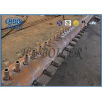 Buy cheap Carbon Steel High Efficient High Temperature Resistant Header For CFB Boiler from wholesalers