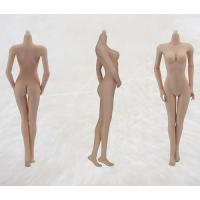 Buy cheap 1:6 Semaless Female body  Pink Skin Middle Breast from wholesalers