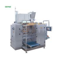 Buy cheap Powder Filling Sachet Packing Machine F900E 4 Side Sealing Multi Line product
