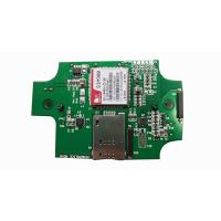 Buy cheap Car Gps Track PC Board Assembly / Fr4 Printed Circuit Board from wholesalers