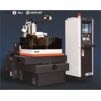 Buy cheap Wire EDM machine Reuse molybdenum wire multiple pass cutting CNC QD Series 400x500 taper or degree cutting from wholesalers