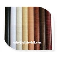 Buy cheap Wood grain Hot stamp film for Wood from wholesalers