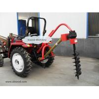 Buy cheap Post hole digger with augers 4'' to 20'' for 20-100hp tractors from wholesalers