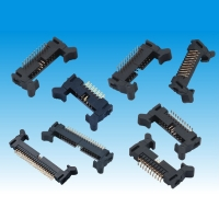 Buy cheap 2.0mm PA9T Insulator Right Angle SMT Header Connector from wholesalers