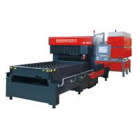 Buy cheap Plywood Die Board Laser Cutting Machine With 1250X2500 Mm CNC Table Size from wholesalers