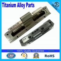 Buy cheap High Precision CNC Machining Part Titanium Alloy Parts from wholesalers