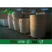 Buy cheap FSC Certification Gift Wrapping Paper Rolls For Cup Bottoo / Packing Paper Roll from Wholesalers
