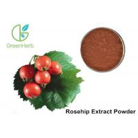 Buy cheap Water Extracted Organic Rosehip Extract Powder Rosa Rugosa Thunb L from wholesalers