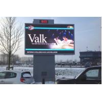 Buy cheap Single Digit Panel Module Pop Full Color Led Message Board P5 P6 P8 P10 RGB  3 In 1 from wholesalers