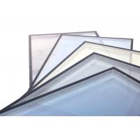 Buy cheap sell U/K value 1.8-2.5 insulated glass panes high quality from wholesalers