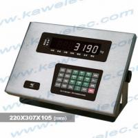 Laos buy digital weighing indicator XK3190-DS3, DHM9BD10-C3-40t-12B3 ZEMIC load cell