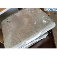 Buy cheap Magnesium Rare Earth Master Alloy ingot Ultra lightweight Non Magnetic for Nuclear Industry from wholesalers